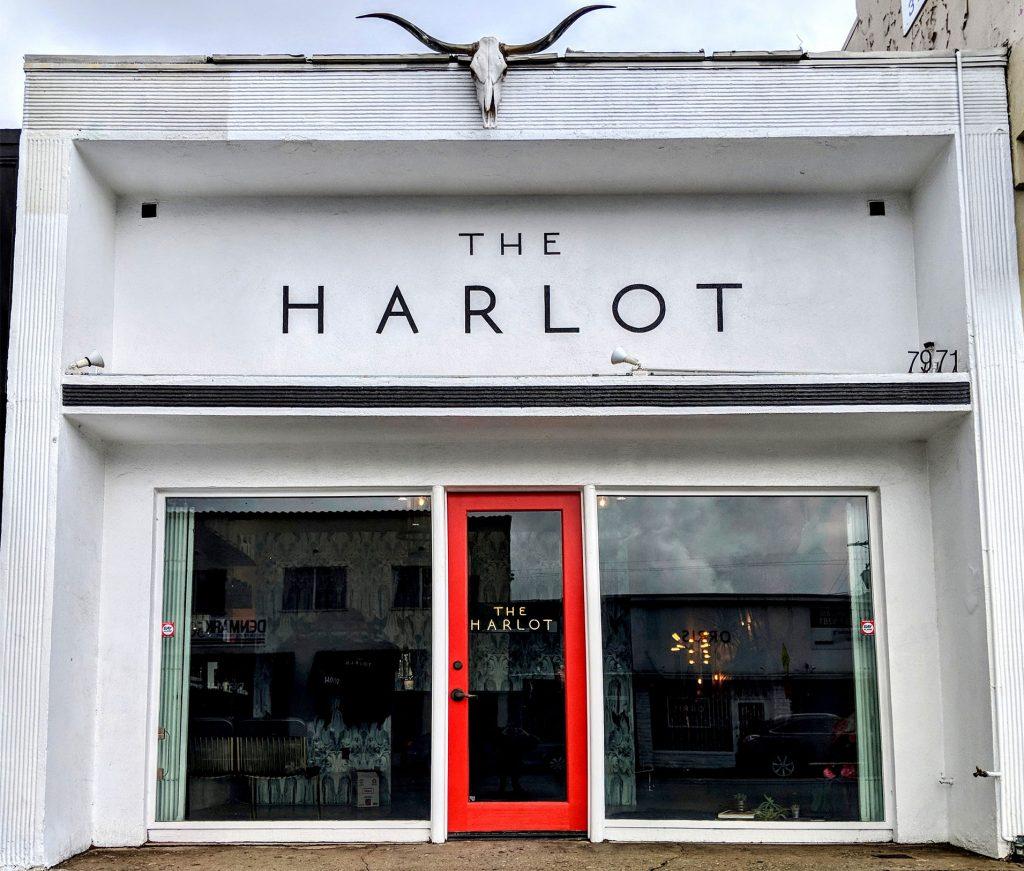 the harlot sthe harlot salon