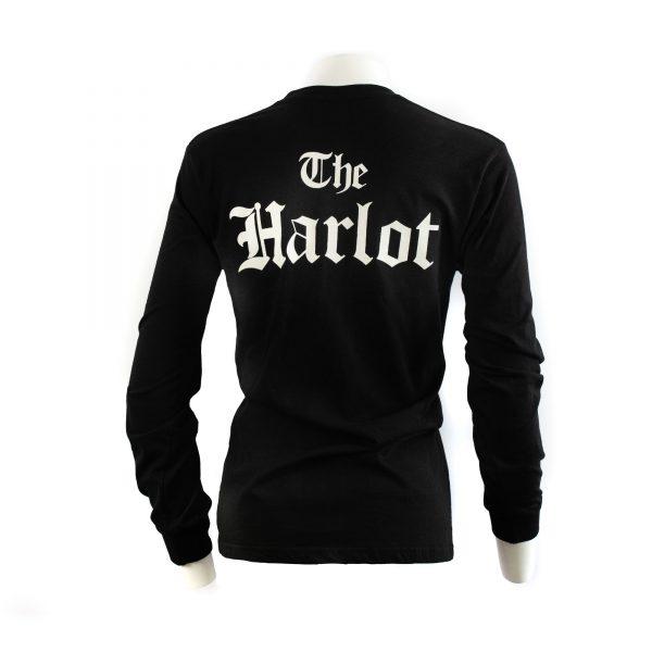 The Harlot Long Sleeve T-Shirt